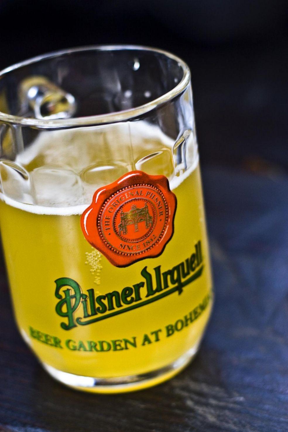 Пиво из Богемии