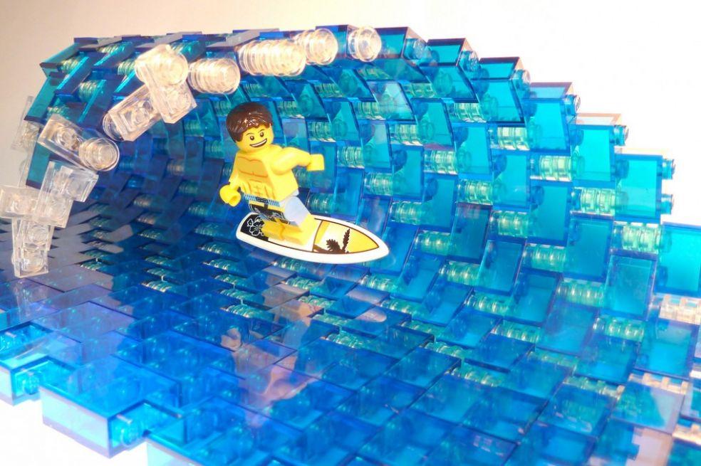 Лего-серфинг