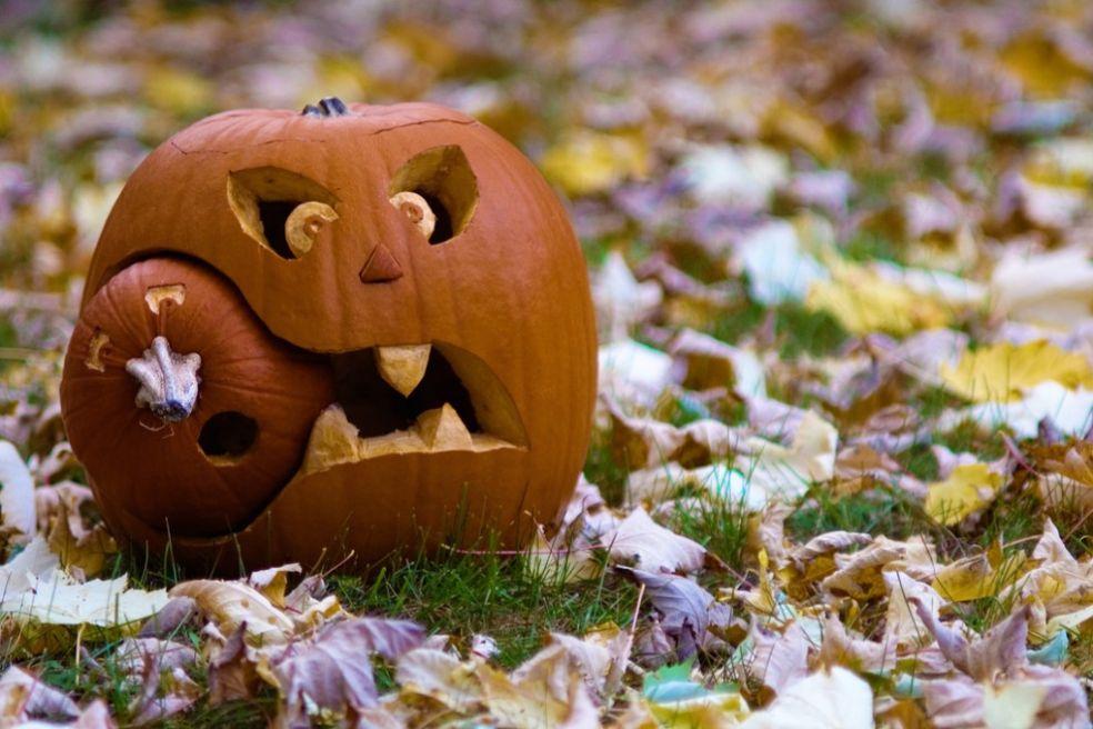 Хэллоуин - атрибут осени