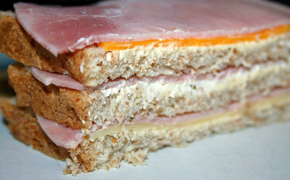 Многослойный сэндвич
