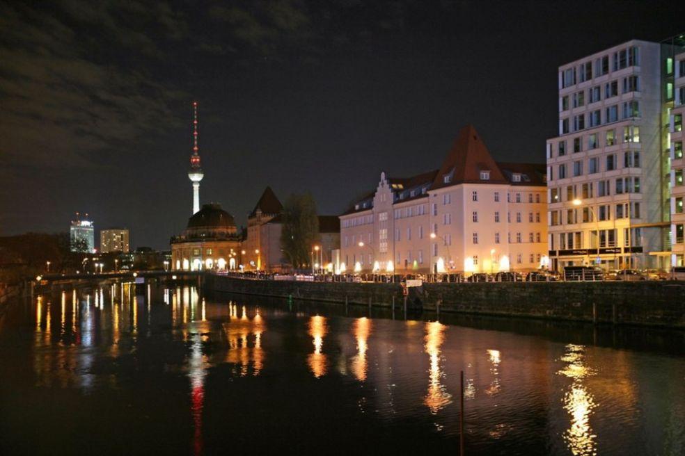 Иммигрантская столица Берлин