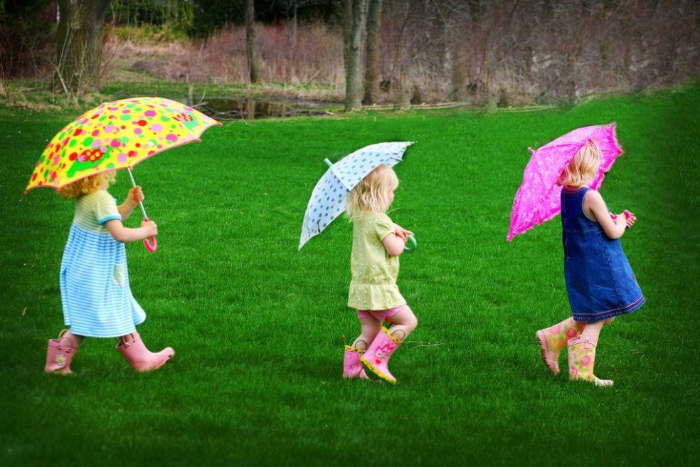 Парад зонтиков