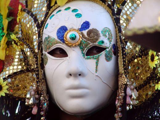 Венеция в плену карнавала и … мороза