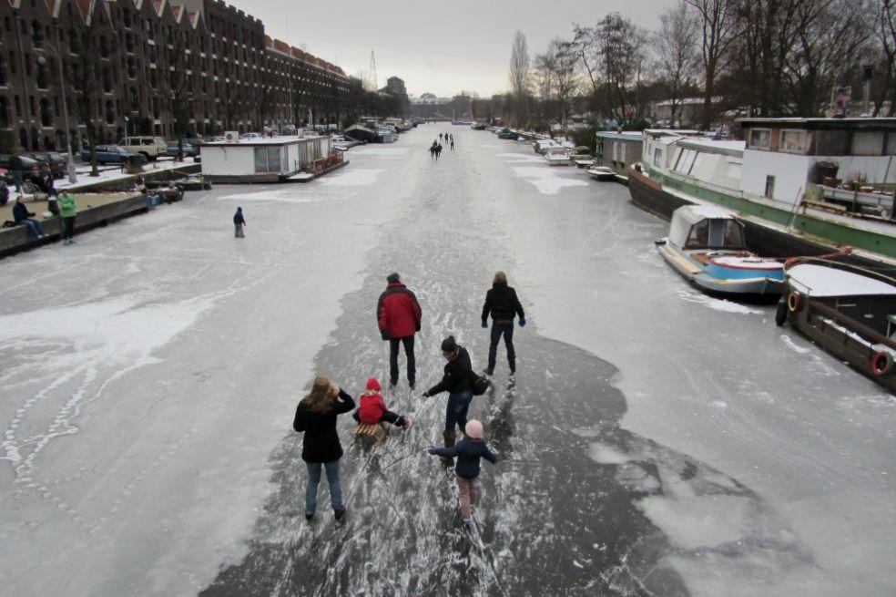 Канал Лийнбаансграт, Амстердам