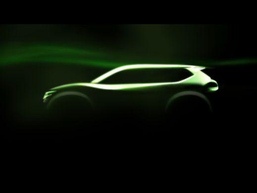 Nissan Hi Cross Concept – новая концепция внедорожника от Ниссан