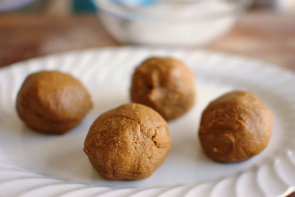 Имбирное печенье фото-рецепт