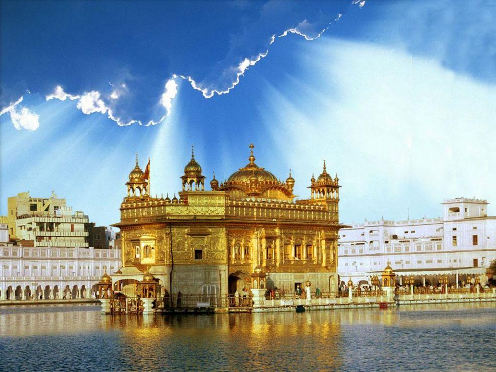 Удивительная Индия