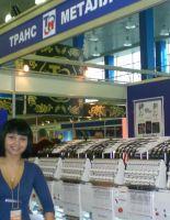 Волнения участников накануне выставки текстильной промышленности