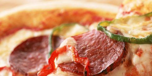 Ресторанная пицца содержит больше соли, чем морская вода