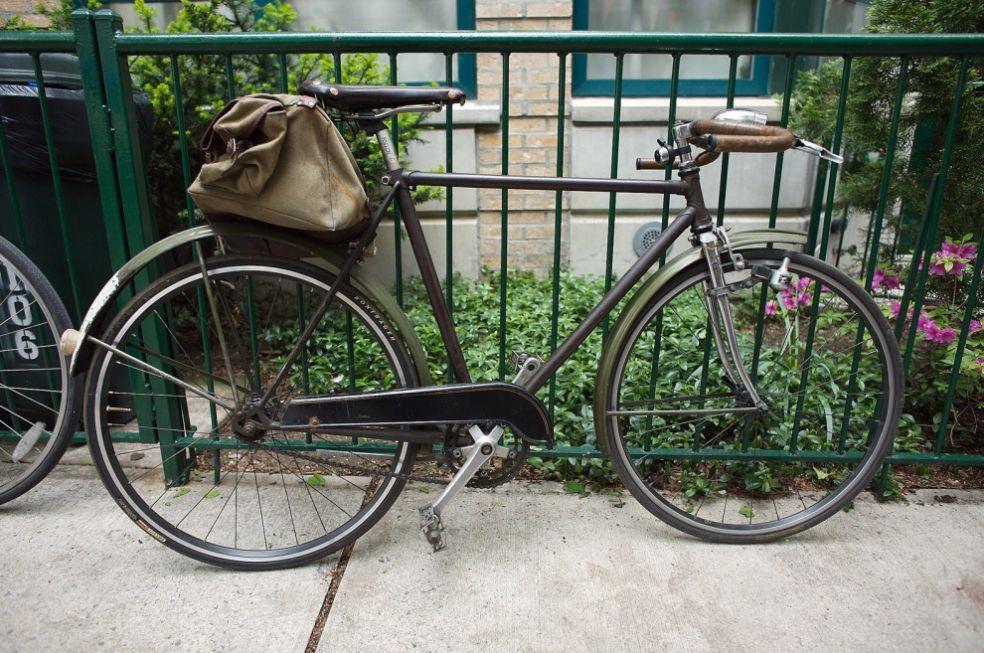 Велосипед в Бруклине