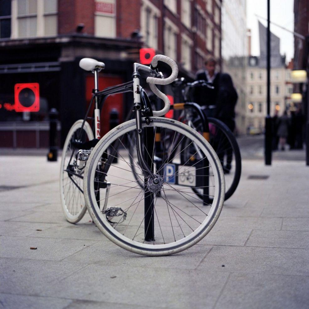 Велосипед в Лондоне