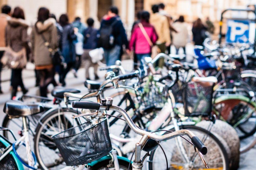 Велосипед во Флоренции