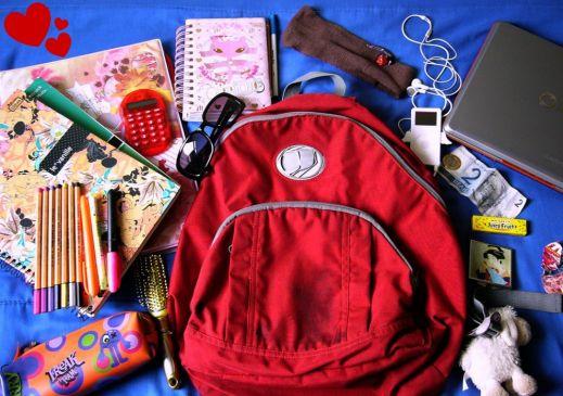 Школьные портфели: из чего сделаны девчонки и мальчишки