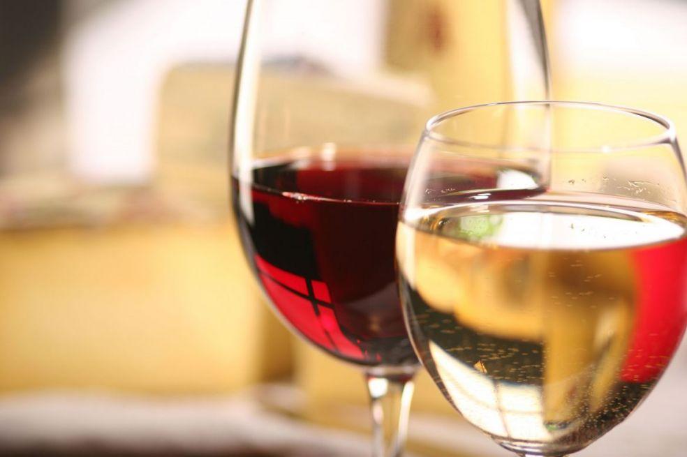Вместо цветов - вино из сорта мускат