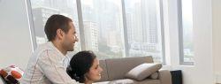 В 2013 году телевизором можно будет управлять движением глаз