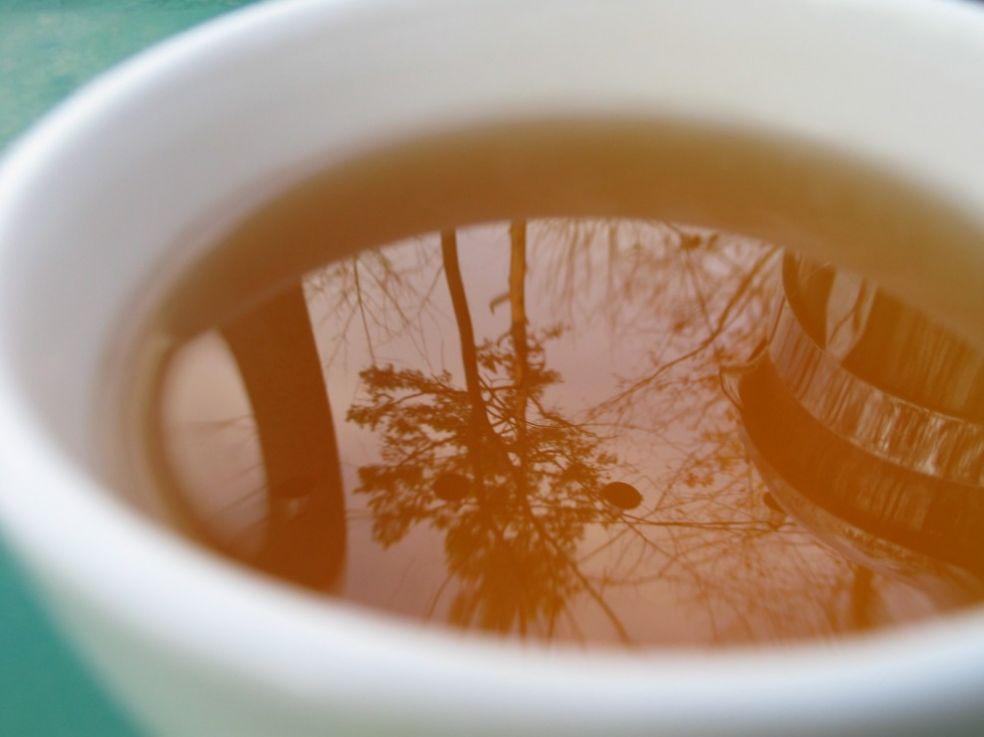 Буддийский чай