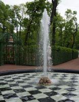 Фонтаны в Летнем саду закроются праздником