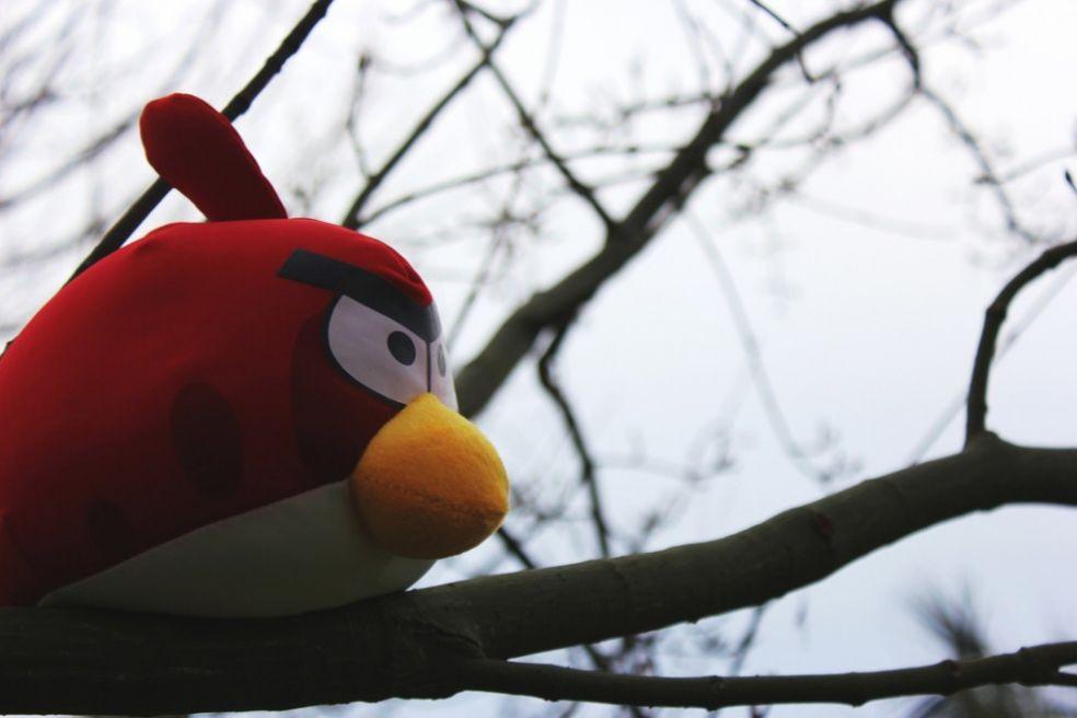 Эпизоды Angry birds