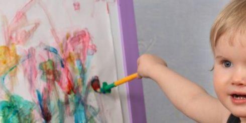 Рисование – важный шаг в развитии ребенка