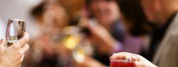 Алкоголь в праздники полезен