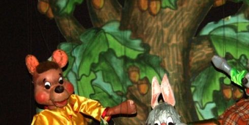 Cеть магазинов детских товаров «ДЕТМАРТ» и Московский детский театр марионеток стали партнерами