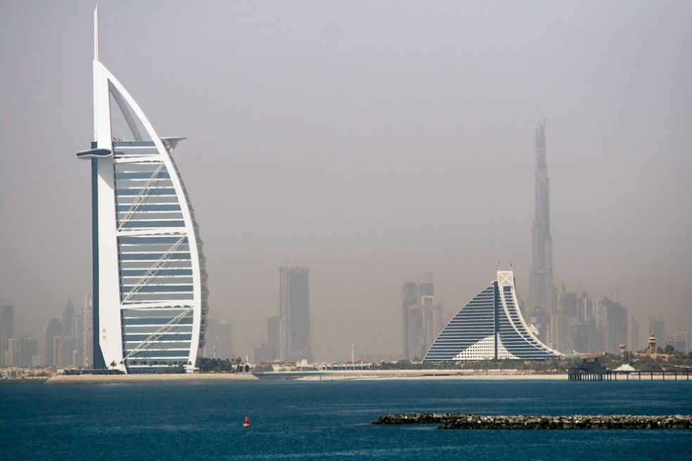 Рекорды Дубаи