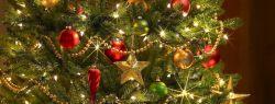 Истоки традиции украшать новогоднюю елку