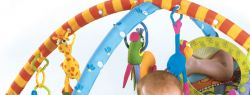 Советы по выбору развивающего коврика для ребенка