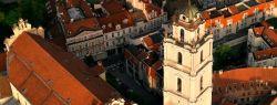 Вильнюс — по холмам старого города